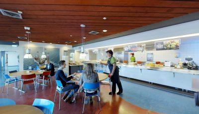 Bezoek VIRTUEEL het restaurant van RH-MARINE 3D Model