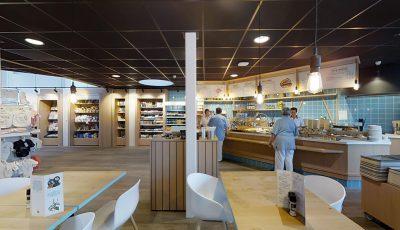 """Bezoek VIRTUEEL de Albron koffie- & lunchcorner van ZIEKENHUIS """"DE HONTE"""" 3D Model"""