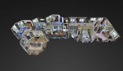 Bezoek VIRTUEEL de woning van ROOTS 3D Model