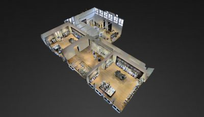 Bezoek VIRTUEEL de showroom van GENTILUOMO International 3D Model