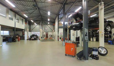 Bezoek VIRTUEEL de Garagewerkplaats van Autobedrijf D.SPEK 3D Model
