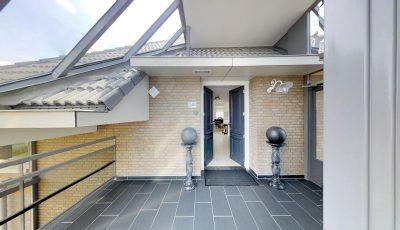 Bezoek VIRTUEEL een Uniek Appartement met fantastisch uitzicht over de Reeuwijkse plassen 3D Model