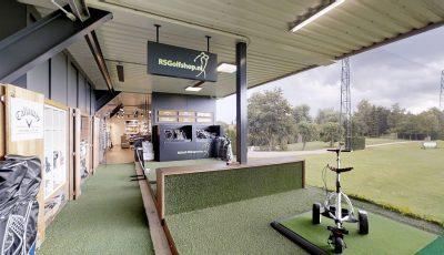 Bezoek VIRTUEEL  RSGolfshop @ Seve Golfcenter Rotterdam 3D Model